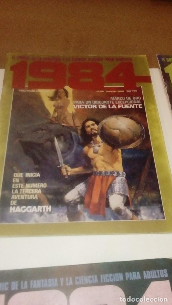 Comics: G-LO73LO30 BEN18 COMICS LOTE DE 36 COMICS TOUTAIN EDITOR 1984 VER FOTOS PARA NUMEROS Y ESTADO - Foto 23 - 142619206