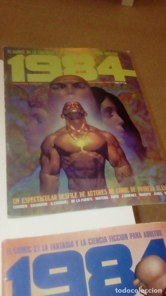 Comics: G-LO73LO30 BEN18 COMICS LOTE DE 36 COMICS TOUTAIN EDITOR 1984 VER FOTOS PARA NUMEROS Y ESTADO - Foto 24 - 142619206