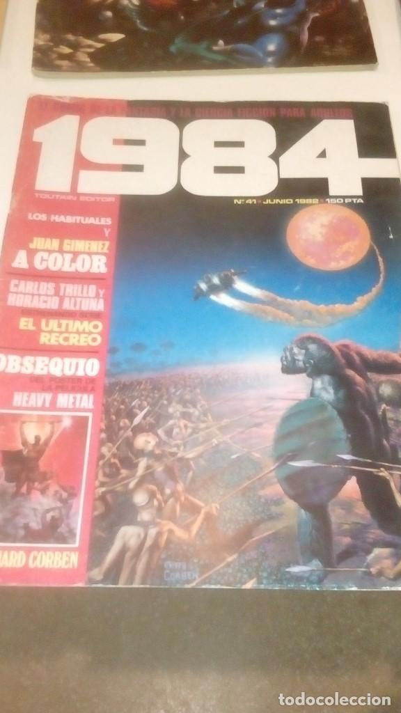 Comics: G-LO73LO30 BEN18 COMICS LOTE DE 36 COMICS TOUTAIN EDITOR 1984 VER FOTOS PARA NUMEROS Y ESTADO - Foto 26 - 142619206