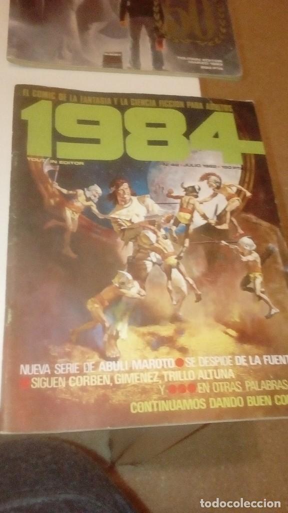 Comics: G-LO73LO30 BEN18 COMICS LOTE DE 36 COMICS TOUTAIN EDITOR 1984 VER FOTOS PARA NUMEROS Y ESTADO - Foto 27 - 142619206