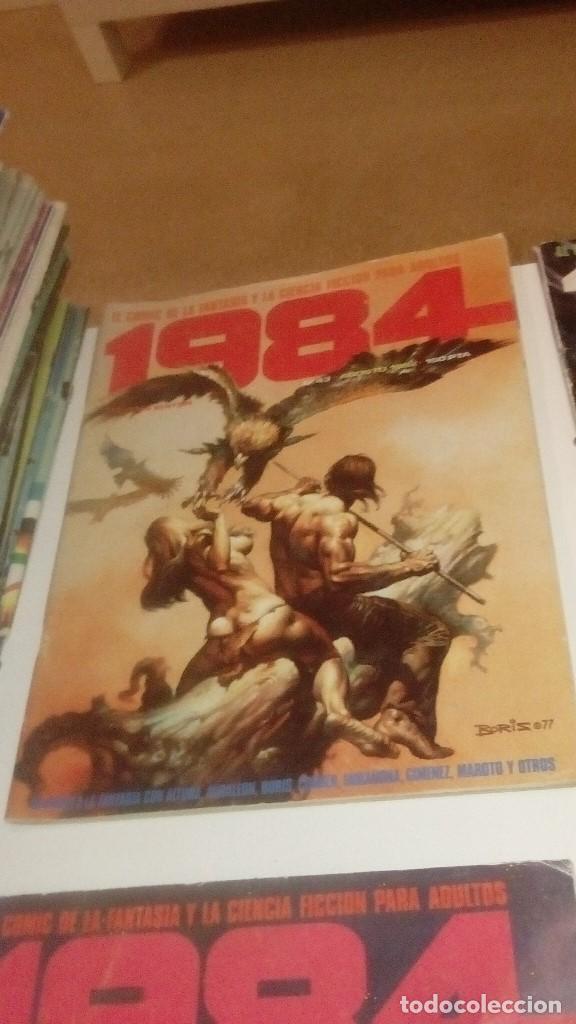 Comics: G-LO73LO30 BEN18 COMICS LOTE DE 36 COMICS TOUTAIN EDITOR 1984 VER FOTOS PARA NUMEROS Y ESTADO - Foto 28 - 142619206