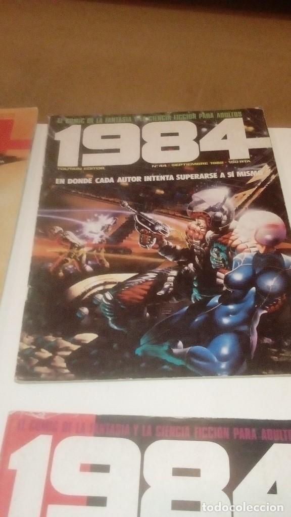 Comics: G-LO73LO30 BEN18 COMICS LOTE DE 36 COMICS TOUTAIN EDITOR 1984 VER FOTOS PARA NUMEROS Y ESTADO - Foto 29 - 142619206
