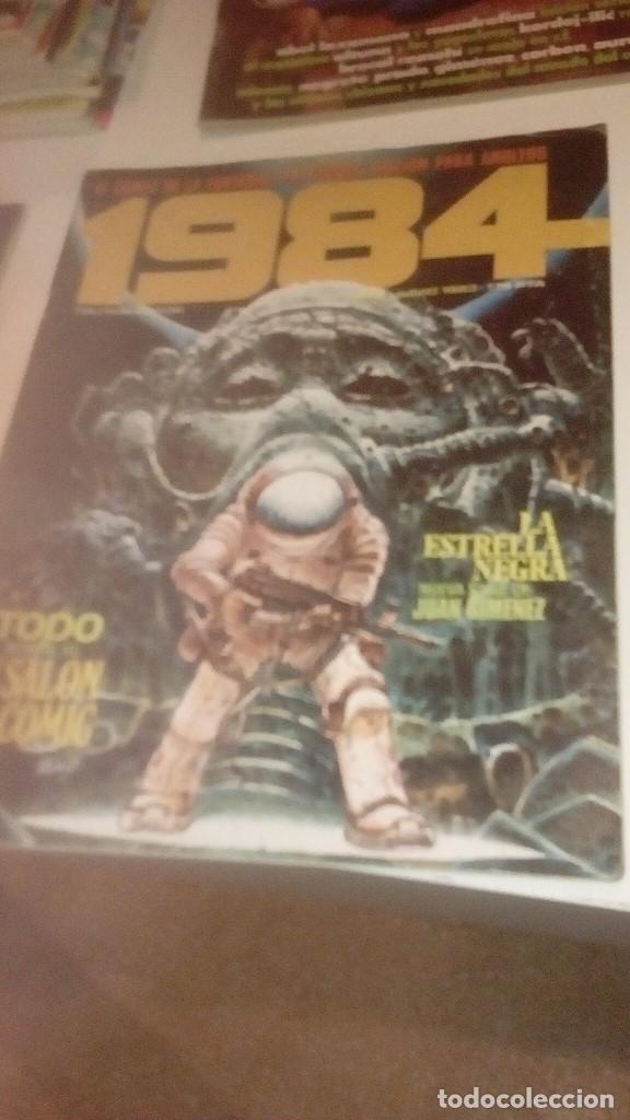 Comics: G-LO73LO30 BEN18 COMICS LOTE DE 36 COMICS TOUTAIN EDITOR 1984 VER FOTOS PARA NUMEROS Y ESTADO - Foto 31 - 142619206