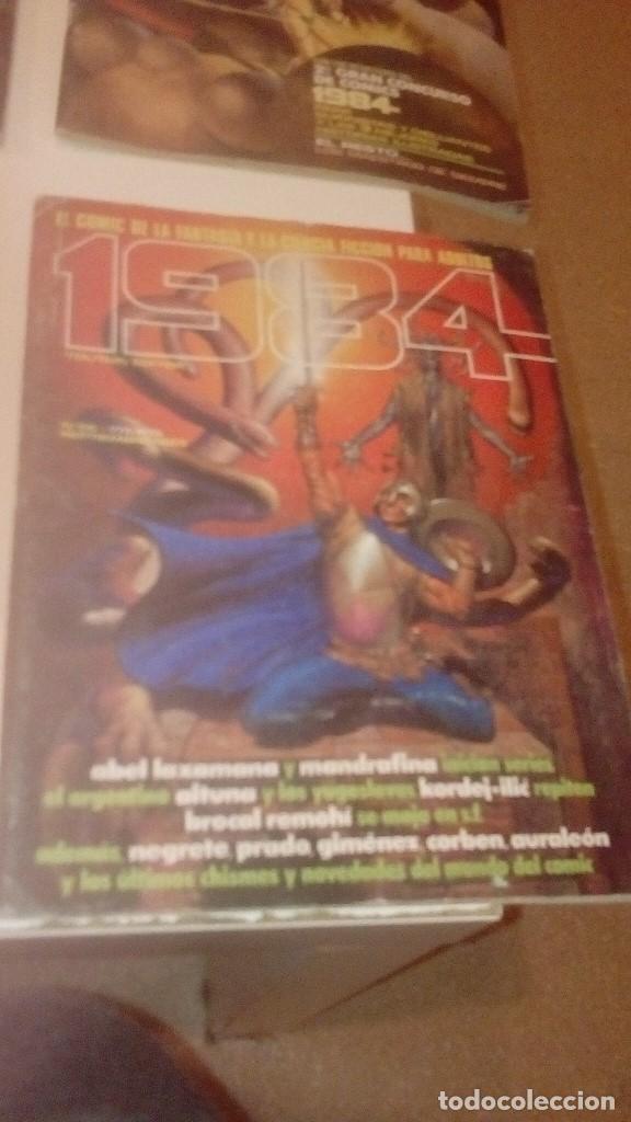 Comics: G-LO73LO30 BEN18 COMICS LOTE DE 36 COMICS TOUTAIN EDITOR 1984 VER FOTOS PARA NUMEROS Y ESTADO - Foto 33 - 142619206