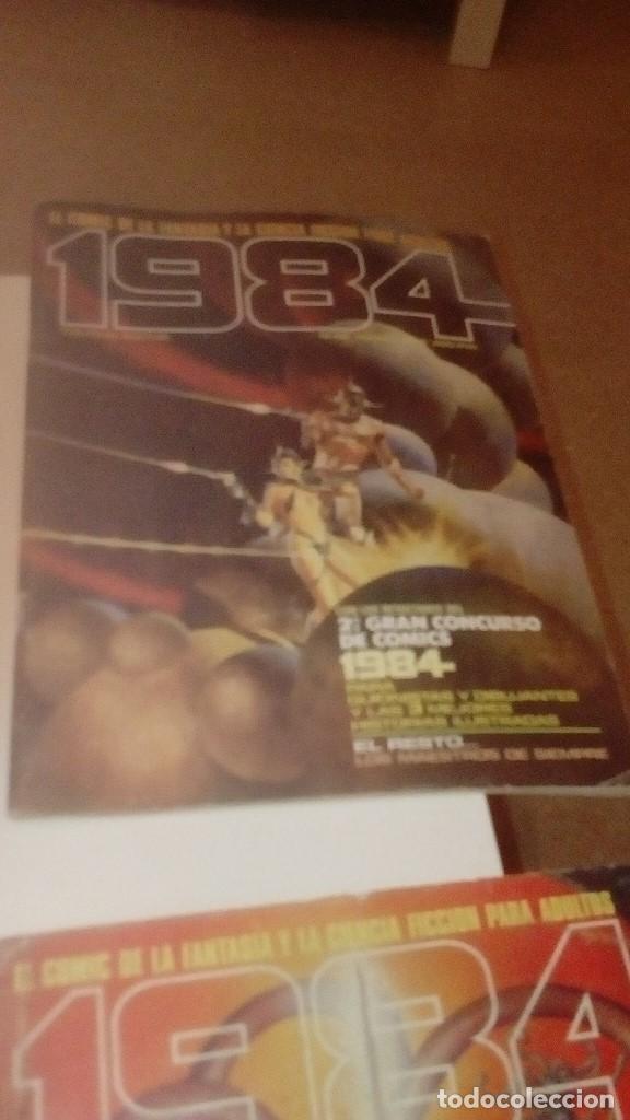 Comics: G-LO73LO30 BEN18 COMICS LOTE DE 36 COMICS TOUTAIN EDITOR 1984 VER FOTOS PARA NUMEROS Y ESTADO - Foto 36 - 142619206
