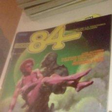 Cómics: G-LO73LO30 BEN18 BERNET, JORDI. ALTUNA, HORACIO. THORNE, FRANK. DAS PASTORAS. - ZONA 84. NÚMERO 6.. Lote 142619430