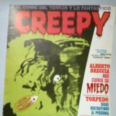 Cómics: CREEPY NUM.57 ·MARZO 1984. Lote 142781081