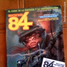 Cómics: COMIC ZONA 84 N,59 DE TOUTAIN. Lote 143022726