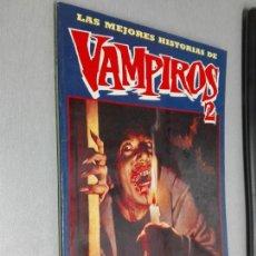 Cómics: LAS MEJORES HISTORIAS DE VAMPIROS 2 / TOUTAIN EDITOR 1991. Lote 143186234