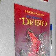 Cómics: EN EL NOMBRE DEL DIABLO / ESTEBAN MAROTO / TOUTAIN EDITOR. Lote 143186670