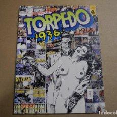 Cómics: TORPEDO 1936. N. 4 SANCHEZ ABULÍ, JORDI BERNET. ED. TOUTAIN. . Lote 143482750