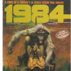 Cómics: 1984. Nº 37. TOUTAIN EDITOR. (ST/MG.A). Lote 143599018