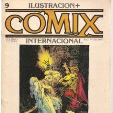 Cómics: COMIX INTERNACIONAL. Nº 9. TOUTAIN EDITOR. (ST/MG.A). Lote 143599810