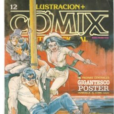 Cómics: COMIX INTERNACIONAL. Nº 12. TOUTAIN EDITOR. (ST/MG.A). Lote 143599950