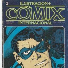 Cómics: COMIX INTERNACIONAL. Nº 3. TOUTAIN EDITOR. (ST/MG.A). Lote 143600102
