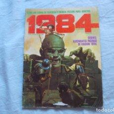 Cómics: 1984 Nº 11. TOUTAIN. Lote 143820038