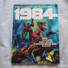 Cómics: 1984 Nº 27. TOUTAIN. Lote 143820234