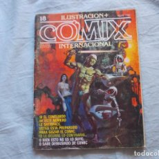 Cómics: ILUSTRACION + COMIX INTERNACIONAL Nº 18. TOUTAIN. Lote 143820966