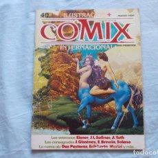 Cómics: ILUSTRACION + COMIX INTERNACIONAL Nº 40. TOUTAIN. Lote 143821274