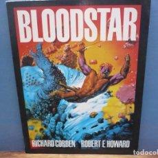 Comics : BLOODSTAR. HOWARD & CORBEN. TOUTAIN EDITOR, PRIMERA EDICIÓN.. Lote 144085450