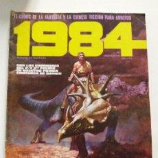 Cómics: 1984 Nº 18 - EL COMIC DE LA FANTASIA Y LA CIENCIA FICCION. Lote 144220406