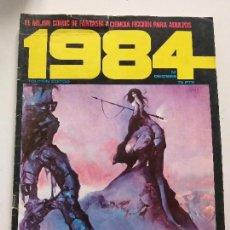 Cómics: 1984 - COMIC N°16 FANTASÍA Y CIENCIA FICCION. Lote 144220570