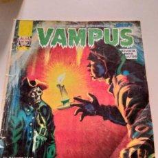 Cómics: VAMPUS - COMIC - Nº 46 - EL DEMONIO DE BORLEY - SIN POSTER - ALGO MALIGNO. Lote 144221542