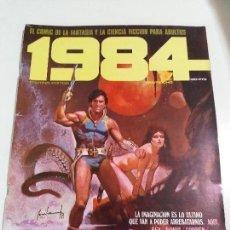 Cómics: 1984 - COMIC DE FANTASIA Y CIENCIA FICCIÓN. Nº 28. TOUTAIN BEA - CORBEN - FERNANDO FERNANEZ. Lote 144566354
