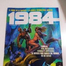 Cómics: 1984 - Nº 27 - TOUTAIN EL CÓMIC DE LA FANTASÍA Y LA CIENCIA FICCIÓN PARA ADULTOS - AÑO 1980. Lote 144566458