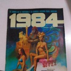Cómics: 1984 - Nº 32 - EL COMIC DE LA FANTASIA Y LA CIENCIA FICCION - - TOUTAIN ED - NUMERO SUPER COMPLETO. Lote 144566730