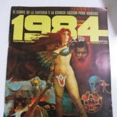 Cómics: 1984 - Nº 31 - EL MEJOR COMIC DE FANTASÍA Y CIENCIA FICCIÓN PARA ADULTOS - TOUTAIN EDITOR. Lote 144566878