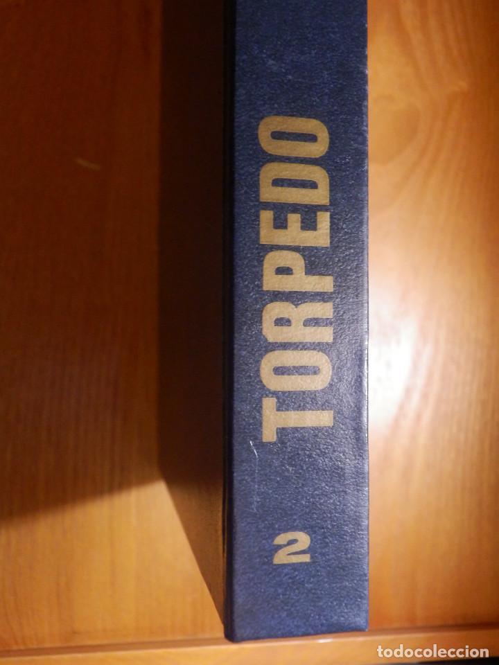 COMIC - TORPEDO 1936 - 20 NÚMEROS EN TOMO - DEL Nº 11 AL Nº 20 - BERNET ABULI - TEBEOS GLENAT (Tebeos y Comics - Toutain - Otros)