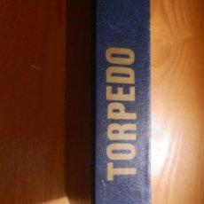 Cómics: COMIC - TORPEDO 1936 - 20 NÚMEROS EN TOMO - DEL Nº 11 AL Nº 20 - BERNET ABULI - TEBEOS GLENAT. Lote 144747030