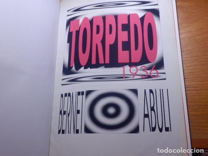 Cómics: Comic - Torpedo 1936 - 20 números en tomo - del Nº 11 al nº 20 - Bernet Abuli - Tebeos Glenat - Foto 3 - 144747030