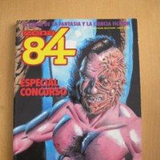 Fumetti: ZONA 84 - TOTEM. ESPECIAL CONCURSO. Lote 144988490