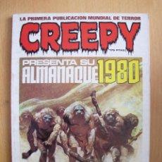 Cómics: CREEPY - ALMANAQUE 1980. Lote 144994930
