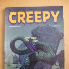 Cómics: CREEPY - ALMANAQUE 1985. Lote 144995006