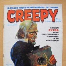 Cómics: CREEPY - NUMERO 0. Lote 144995278