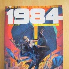 Cómics: 1984 - RETAPADO - TOMO EXTRA Nº12 (NUMEROS 58, 59 Y 60). Lote 144997750