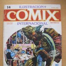 Cómics: COMIX INTERNACIONAL Nº 14. Lote 145018466