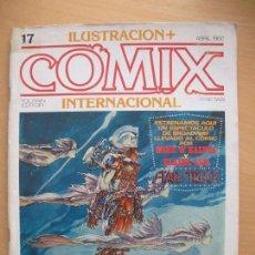 Cómics: COMIX INTERNACIONAL Nº 17. Lote 145018526