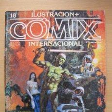 Cómics: COMIX INTERNACIONAL Nº 18. Lote 145018558