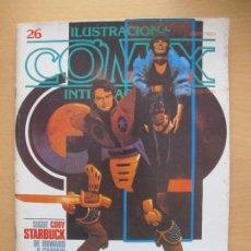 Cómics: COMIX INTERNACIONAL Nº 25. Lote 145018714