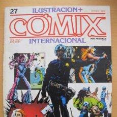 Cómics: COMIX INTERNACIONAL Nº 27. Lote 145018750