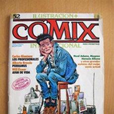 Cómics: COMIX INTERNACIONAL Nº 52. Lote 145018950