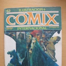 Cómics: COMIX INTERNACIONAL Nº 62. Lote 145018986