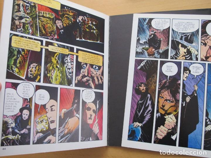 Cómics: BERNI WRIGHTSON - FERIA DE MONSTRUOS - TOUTAIN EDITOR - Foto 2 - 260575415
