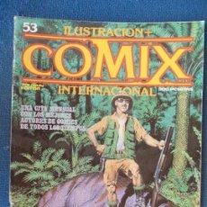 Cómics: COMIX INTERNACIONAL Nº 53. Lote 145338118