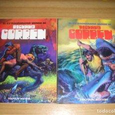 Cómics: EL EXTRAORDINARIO MUNDO DE RICHARD CORBEN (1 Y 2). Lote 145492042