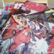 Cómics: LOTE DE 8 COMIC DE 1984. Lote 145806850